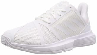 adidas Women's Courtjam Bounce Tennis Shoes