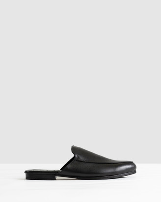 James Smith JAMES   SMITH - Women's Black Loafers - Lower East Side Loafers - Size One Size, 36 at The Iconic