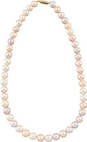 """Belpearl 14k Multihued Freshwater Pearl Necklace, 18""""L"""