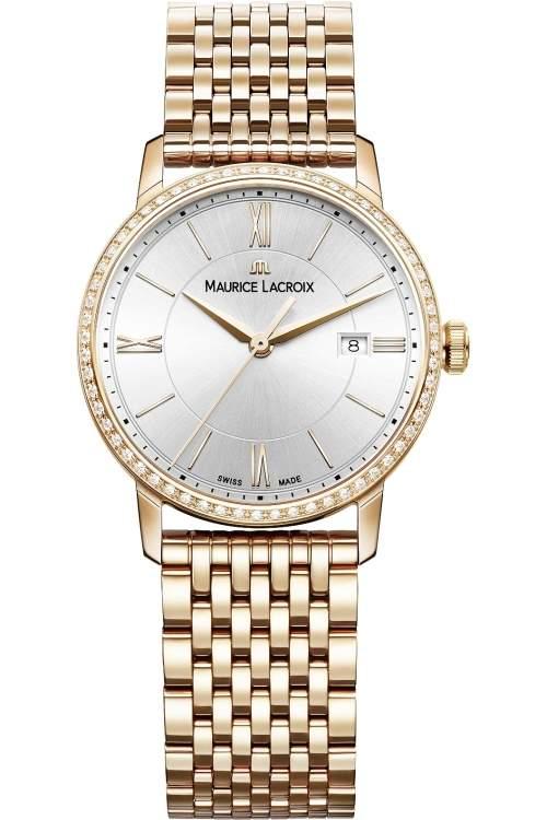 Maurice Lacroix Ladies Eliros Diamond Watch EL1094-PVPD6-112-1