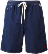 Polo Ralph Lauren plain swim shorts