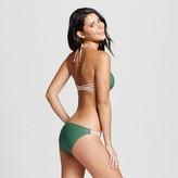Xhilaration Women's Strappy Back Bralette Bikini Top