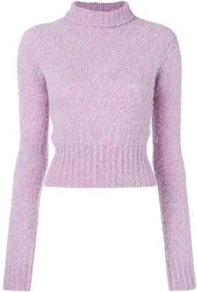 Victoria Beckham turtle neck knit jumper