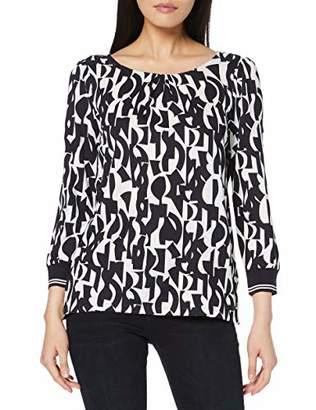 Marc O'Polo Women's 902207452071 Long Sleeve Top,10 (Size: Small)