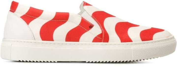 Au Jour Le Jour slip-on sneakers