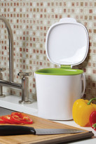 OXO Good Grips White 12 Cup Compost Bin