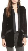 BB Dakota Women's Curran Velvet Blazer