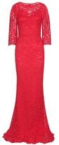 Dolce & Gabbana Cotton-blend Lace Gown