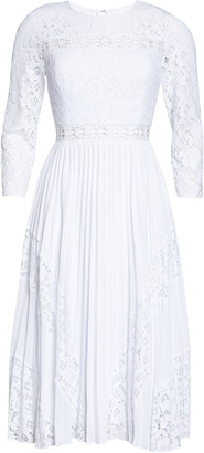 Lilly Pulitzer Aiden Fit & Flare Lace Dress