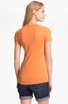 Women's Caslon Short Sleeve Scoop Neck Tee