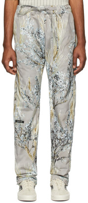Fear Of God Grey Camo Baggy Lounge Pants