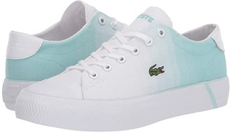 Lacoste Gripshot 120 3 (Light Green/White) Women's Shoes