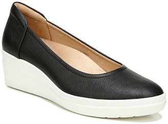 Naturalizer Sam Wedge Slip On Shoe - Wide Width Available