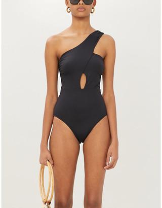 Lazul Elsa one-shoulder swimsuit