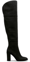 Kenneth Cole Jack Nubuck Over The Knee Boots