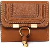 Chloé Marcie Tan Leather Wallet