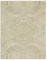Capel Cannae Hand-Knotted Wool Rectangular Rug