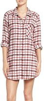 Make + Model Women's Flannel Nightshirt