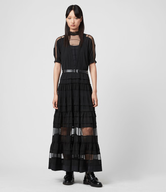 AllSaints Renia Dress