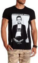 Bravado Johnny Cash American Rebel Graphic Tee