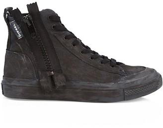 Diesel Astico Zip High-Top Sneakers