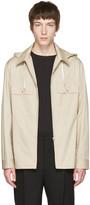 Lemaire Beige Shirt Jacket