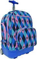 Asstd National Brand Lightweight Rolling Backpack