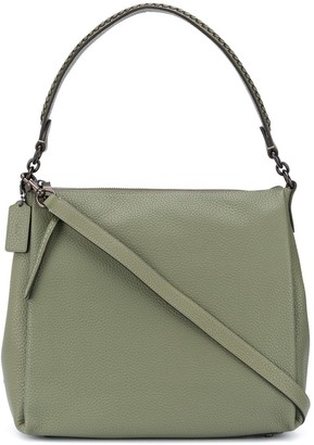 Coach Shay pebbled-effect tote bag