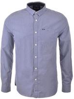 Superdry New Vegas Shirt Blue