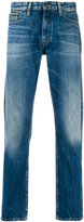 Calvin Klein Jeans stonewashed slim-fit jeans