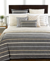 Hotel Collection Modern Colonnade Pair of Standard Shams