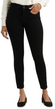 Lucky Brand Ava Mid-Rise Skinny Jeans
