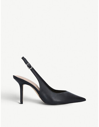 Aldo Julietta slingback leather courts