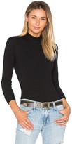Privacy Please Finlow Bodysuit in Black. - size L (also in M,S,XL,XS)