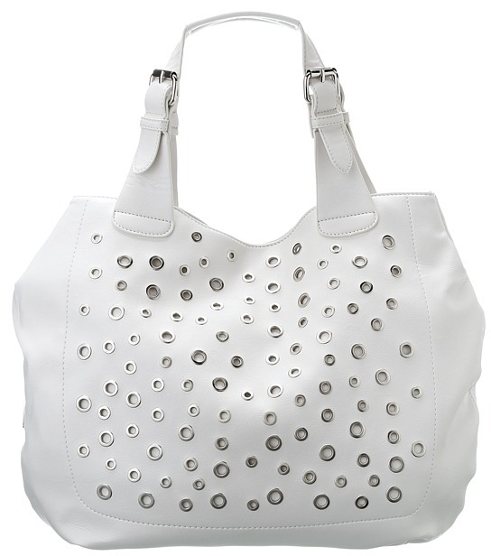 Kooba V Couture by Julietta (White) - Bags and Luggage