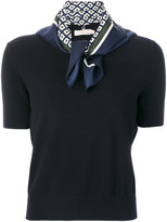 Tory Burch Gabby knitted T-shirt