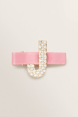 Seed Heritage Gem Initial Duck Clip