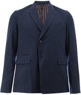 Miharayasuhiro pinstriped blazer
