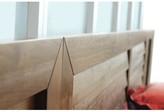 Moduluxe Clapboard Platform Bed Copeland Furniture Size: Queen, Color: Cognac Cherry