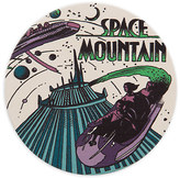 Disney Parks Attraction Poster Coaster - Space Mountain