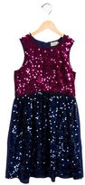 Preen Girls' Sequin A-Line Dress
