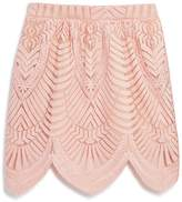 Bardot Junior Girls' Lace Detail Skirt, Big Kid - 100% Exclusive
