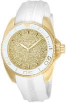 Invicta Womens White Strap Watch-22703