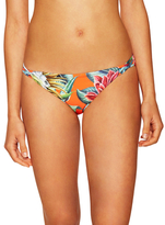 Mara Hoffman Reversible Cactus Basket Bikini Bottom