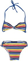 Finger In The Nose Multi Stripe Bikini