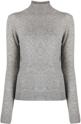 Theory Roll Neck Cashmere Jumper