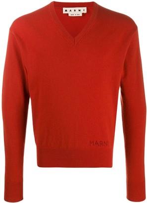 Marni V-neck sweater