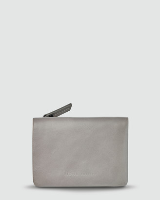 Status Anxiety Is Now Better Bifold Wallet - Light Grey
