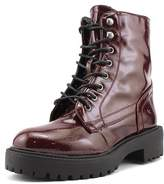 Coolway Draco Women Round Toe Synthetic Combat Boot.