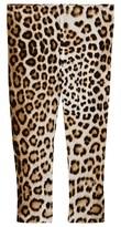 Roberto Cavalli Leopard Print Legging
